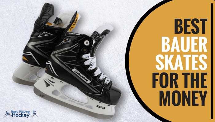 best bauer skates for the money