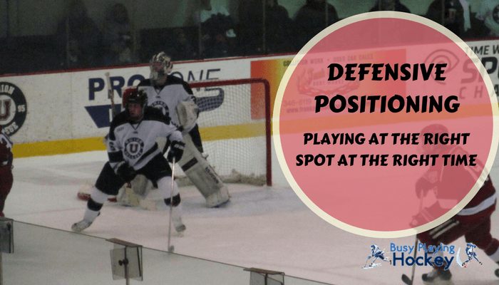 defensive positioning