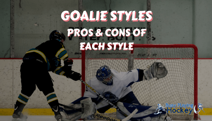 Different Goalie Styles