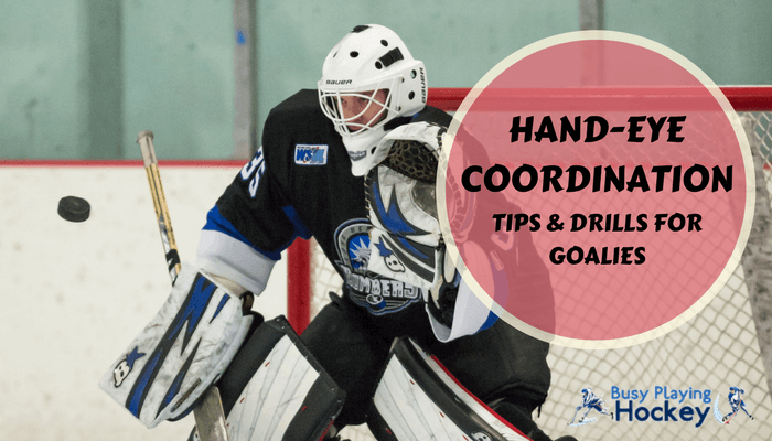 hand eye coordination for goalies